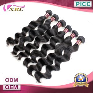 Xbl Full Cuticle Wholesale Price Brazilian Hair Extension pictures & photos