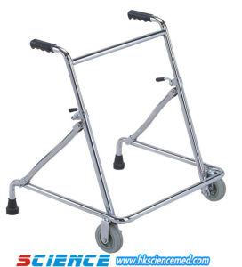 Steel Walker with Height Adjustable Handle (SC-WK15(S)) pictures & photos