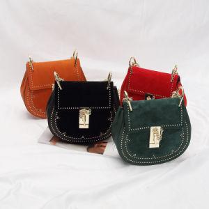 Al90058. Handbag Designer Fashion Lady Handbags Women Bag Cow Leather pictures & photos