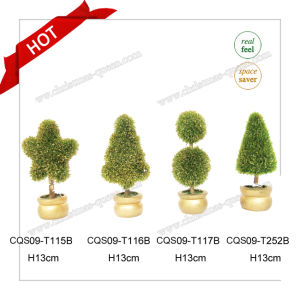 10-18cm Plastic Artificial Plants for Spring