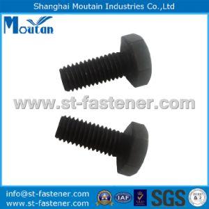 Carbon Steel Black DIN933-8.8 Hex Bolts pictures & photos