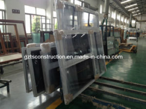 Casement Aluminum Window with Fixed Window pictures & photos