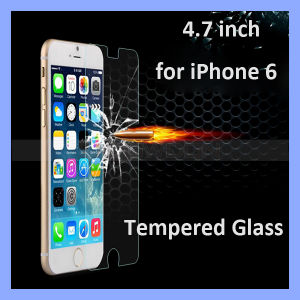 "0.26mm 2.5D Premium Tempered Glass Screen Protector for Apple iPhone 6 6 Plus (4.7""/5.5"") Screen Guard pictures & photos"