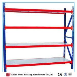 Longspan Racking / 300-800kgs/ Shelf System/ P-Step Beam pictures & photos