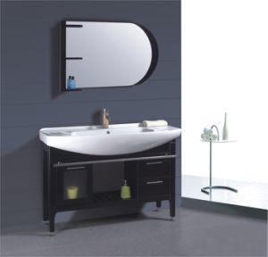 120cm MDF Bathroom Cabinet Furniture (B-260) pictures & photos