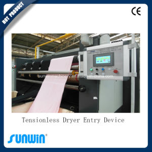 Silk Fabric No Tension Dryer Machine pictures & photos