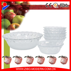 Wholesale High Quality Clear Glass Bowl pictures & photos