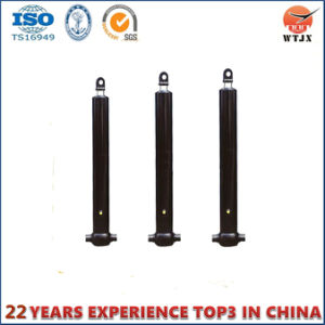 Front-End Hydraulic Cylinder for Cargo Dump Truck pictures & photos