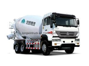 Sinotruk Brand 10m3 Concrete Mixer Truck pictures & photos