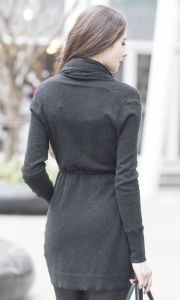 Ladies′ 100% Cashmere Sweater (1500002006) pictures & photos