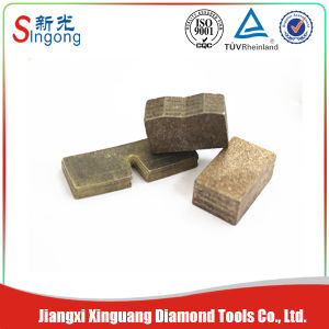 Marble and Granite Diamond Cutting Tools for Quartz Stone pictures & photos