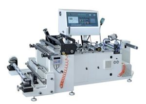 High Speed PVC Pet Center Gluing Machine (YZHZ300) pictures & photos