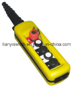 Xac-A471 or Xac-A4713 Remote Control Stations Crane Hoist Switch pictures & photos