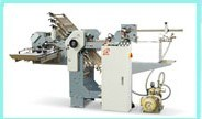 Automatic Paper Folding Machine Hsd362k pictures & photos