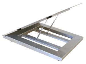 Platform Scale SUS304 Stainless Steel Capacity 1-3t
