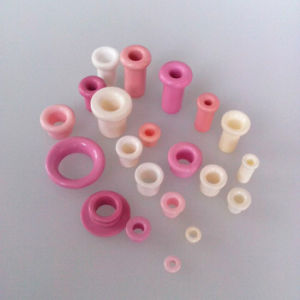 Textile Machinery Ceramic Ring Eyelets pictures & photos