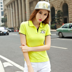 100 Cotton Wholesale T-Shirts, New Design Polo T Shirt, Custom Polo Shirt pictures & photos