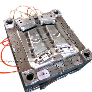 Auto B Pillar Upr Injection Mould/Plastic Mould/Automotive Mould/Injection Mould pictures & photos
