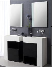 Modern Elegant Bathroom Cabinet pictures & photos