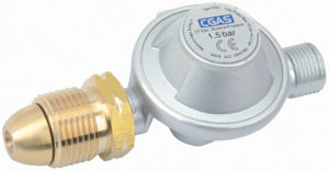 LPG Euro High Pressure Gas Regulator (H30G07B1.5) pictures & photos