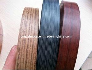 PVC Edge Banding for MDF, High Glossy Edgeband, Aluminum Edgebanding (G027L)