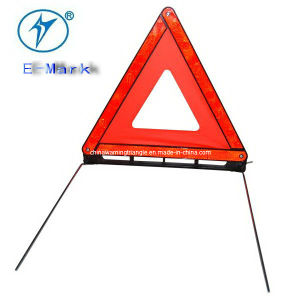 LED Warning Triangle for Traffic