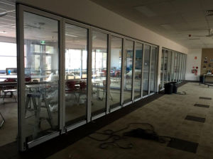 Demountable Glass Partition Walls/Glass Wall for Office, Shopping Mall, Market pictures & photos