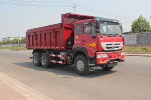 Garbage Dump Truck, 6X4, 25ton