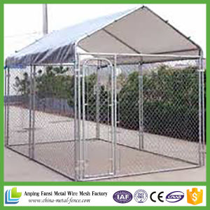 Rust Protected Galvanised Steel Dog Cage Wholesale Cheap Dog Cage