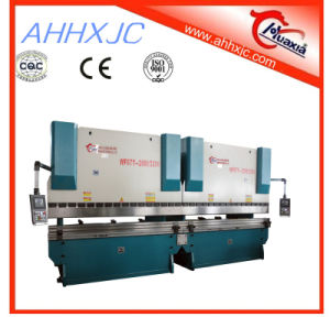 Hydraulic Digital / Numeric Control Guillotine / Tandem Press Brake pictures & photos