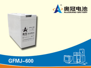 UPS Battery 2V600ah / Gel Battery / Rechargeable Battery