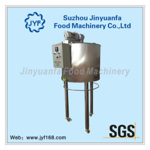 Long Legs Holding Tank-China Chocolate Machine (QBG200) pictures & photos