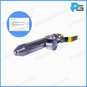 China Supplier IEC60529 Ipx5 Jet Nozzle with Flow Gauge pictures & photos
