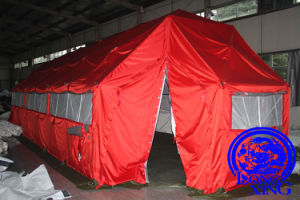 Water-Proof and Sun-Proof Steel Structure Tensiile Military Tent pictures & photos