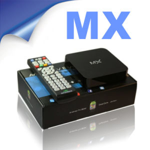 Mx Android TV Box Kodi Pre-Installed Android Internet TV Box