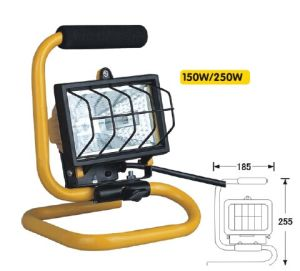 Portable Halogen 150W Lamp pictures & photos