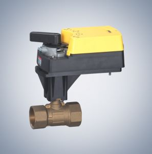 Rotary Air Damper Valve (HLF02-16dn) pictures & photos