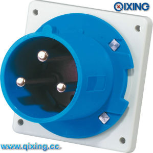 IP44 Panel Inlet for Industry Application with CE Certification (QX1981) pictures & photos
