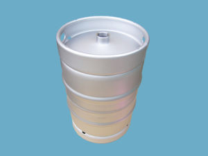15.5 Gallon Beer Keg with Micro Matic Valve