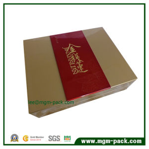 High End Glossy Lacquered Wooden Tea Box pictures & photos