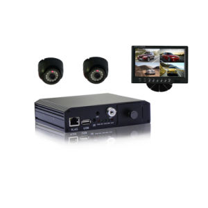 Small Inside Dome Car Camera Video Recorder pictures & photos