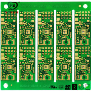 Single Sided PCB Js-16