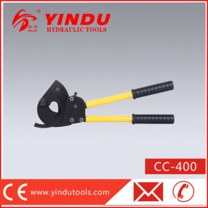 Armoured Ratchet Cable Cutter (CC-400) pictures & photos