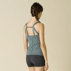 Hot Tank Top in Funky Printing Crp-021 pictures & photos