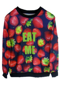New Fashion Custom Design Digital Printed Printed Hoody pictures & photos