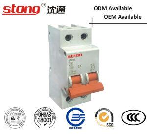 Stcb-1 New Product Vacuum Mini Circuit Breaker MCB 1p pictures & photos