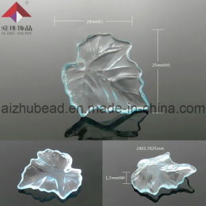 Garment Pendant Fashion Leaf Accessories (5321)
