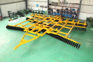 Once-Over Tillage Machine (1LZ-9.2) pictures & photos
