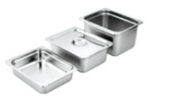 1/1/2/3/4/5/6 Stainless Steel Gn Pan pictures & photos