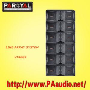 "VT4889 Dual 15"" Three-Way High Power Line Array (VT4889)"